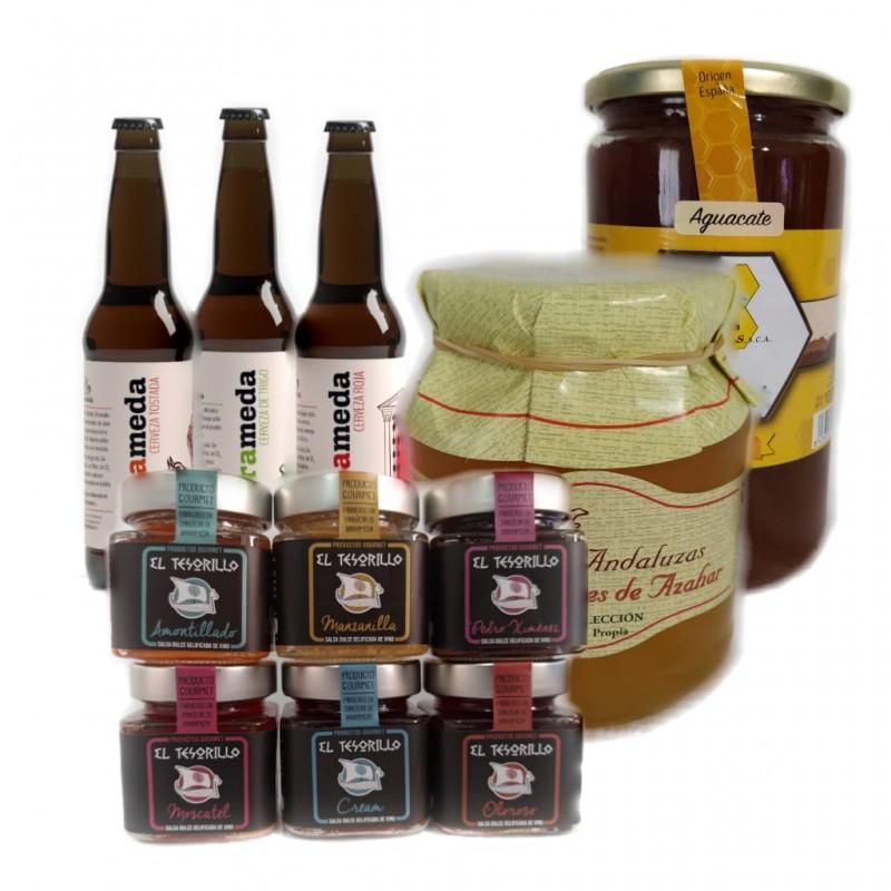pack-mermeladas-cervezas-artesanas-miel-sanlucar